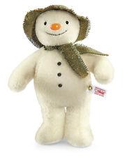 Steiff Mohair EAN 664557 il pupazzo di neve da Raymond Briggs TM Nuovo di zecca in scatola