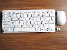 Funktastatur Funkmaus Keyboard mini USB Tastatur Maus