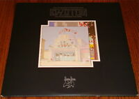 LED ZEPPELIN THE SONG REMAINS THE SAME ORIGINAL 2-LP SET