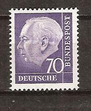 WEST GERMANY # 759 MNH PRESIDENT HEUSS