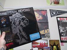 CAPTAIN BEYOND - Self Titled Lp VELVET Cover Prog  Rock Caldwell Evans