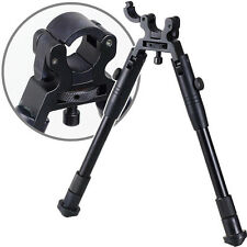 """Metal Flodable 8""""-10"""" Clamp-On Extendable Legs Bipod for Rifle Gun Hunting"""