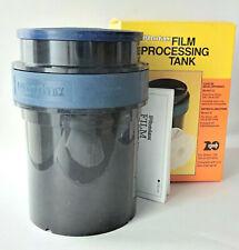 Photax Model 20 Film Processing Tank