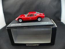 Minichamps Melkus RS1000 rot neuf boite 1/43 edn limitée