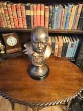 Bronze Winston Churchill Bust