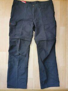 Fjallraven Convertable Mens Pants  - Shorts  Size 46