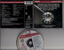 BEST OF THE ACADEMY OF ST.MARTIN-IN-THE-FIELDS Sir Neville Marriner CD PHILIPS