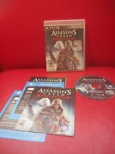 Assassin's Creed: Revelations Sony PlayStation 3 with original Assassin's Creed