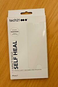 Tech21 Impact Shield Self-Heal Screen Protector for iPhone 7/8