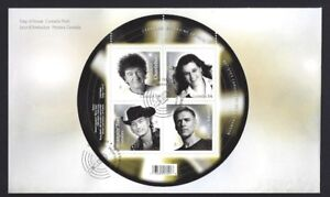 Canada  # 2333 SS   CANADIAN RECORDING ARTIST   Brand New 2009 Unaddressed Issue