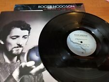 "Roger Hodgson, In The Eye of the Storm; 12"" LP In Shrink With Hype Sticker"