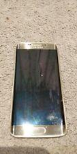 Samsung Galaxy S6 edge  32GB Unlocked Smartphone - Gold Platinum