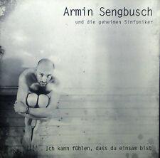 CD ARMIN SALMAN - posso sentirete, dass du lonely sono