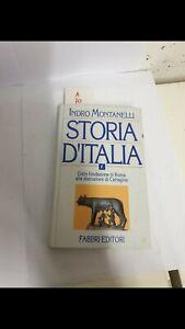 Storia d'Italia volume 1 di indro Montanelli