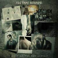 All That Remains - Victim of the New Disease (NEW CD)