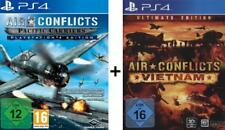 Playstation 4 Air Conflicts Pacific Carriers Double Pack NEU