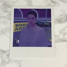 NCT 127 Sticker Official Taeyong Polaroid Photocard Shop Rare Event Item