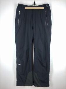 Men's KJUS Formula Pants Ski Trousers Casual Black Size - 52 / L