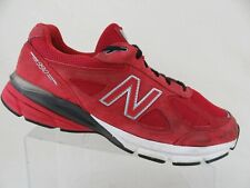 new arrival 785e1 75754 New Balance Athletic Shoes New Balance 990 Red for Men for ...