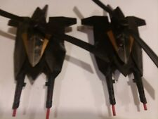 Batman Batcopter DC Comics Rotating Heli -Blades Helicopter free shipping lot 2
