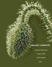 FAST SHIP - SOLOMONS SNYDER 11e Organic Chemistry (B&W)                      CS4