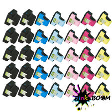 35 Ink Cartridge replace for HP 02XL Photosmart 3210v 8250 C5140 C7180 D7160