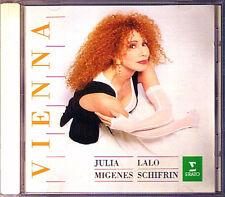 Julia MIGENES: VIENNA Johann Strauss Lehar Heuberger Stolz Oscar Straus ERATO CD