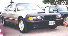 Colgan Front End Mask Bra 2pc. Fits BMW 740i 740il 750li 1995-1998 W/License Pl.