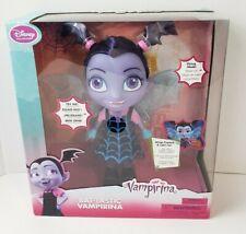 Disney Parks Vampirina Bat-tastic Talking Doll & Wings Light Up Retired