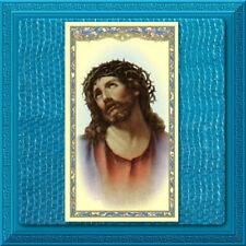 Jesus Christ Saint Gertrude ✝️ HOLY Prayer CARD ✝️ Keeping Safe Staying at Home