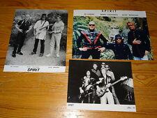SPIRIT (RANDY CALIFORNIA) - 3 PROMO-PHOTO'S (FOTO)