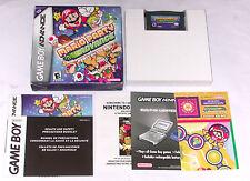 """Gioco: Mario Party Advance """"completamente OVP + istruzioni GAMEBOY ADVANCE US Version"""