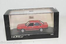 . NOREV 830029 AUDI 80 QUATTRO RED MINT BOXED RARE SELTEN RARO
