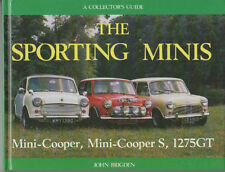 MINI THE SPORTING MINIS MINI COOPER MINI COOPER S 1275 GT JOHN BRIGDEN