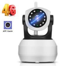 Ip Camera 4G Sim Card 1080P Hd Home Security Night Vision Cctv Camera.