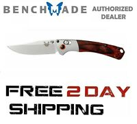 Benchmade Mini Crooked River 15085-2 Knife Clip-point