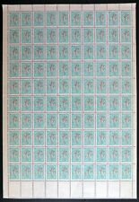 TURKEY Revenue Complete Sheet of 100 BP4