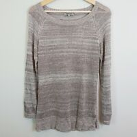 [ TABLE EIGHT ] Womens Metallic Sweater / Jumper | Size L or AU 14 / US 10