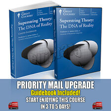 Superstring Theory DVD New Sealed Great Courses Teaching Co