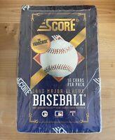1993 Score Baseball Factory Sealed  Box Derek Jeter Rookie RC Year 🔥🔥🔥🔥
