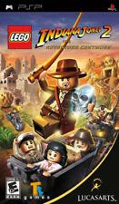 LEGO Indiana Jones 2: The Adventure Continues PSP New Sony PSP