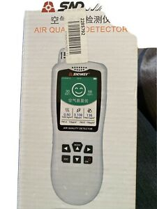 SNDWAY Air Quality Monitor Detector.