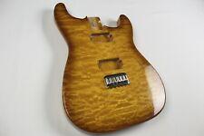 MJT Official Custom Vintage Age Nitro Guitar Body Mark Jenny VTS Maple Natural