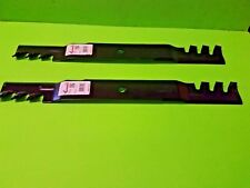 (2) Mulching Blades for Toro TimeCutter Z4200, Z4220, Z4235, MX4260 Mower (2)