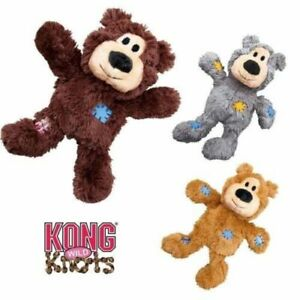 KONG Wild Knots Bear (3 sizes - S/M, M/L, L/XL)