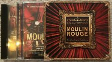 MOULIN ROUGE Collector's Edition CD BOX Baz Luhrmann PINK David Bowie BONO
