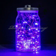 20/30LED MICRO WIRE STRING FAIRY PARTY XMAS WEDDING CHRISTMAS LIGHT