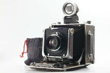LINHOF SUPER Technika IV 4x5 Large Format + Symmar S 135mm f/5.6 From Japan 252