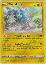 Thundurus 68/236 S&M Unified Minds REVERSE HOLO PERFECT MINT! Pokemon