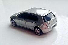 Rietze VW Golf 7  Silver - 1:64 scale model made in Germany